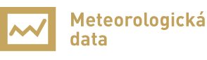 Meteorologick� data