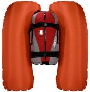 3bd82a24b6 Na rozdíl od běžných batohů obsahuje lavinový batoh systém